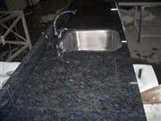 Kitchen Top-Sapphire Brown Granite
