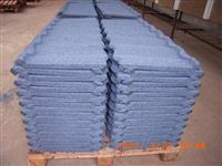 Blue  Metallic Roof Tile 1