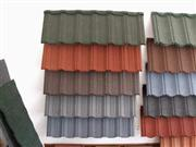 Metallic Roof Tile 2