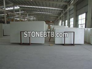White Artificial Stone(Marmoglass)