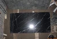 Chinese Nero Marquina with less veins