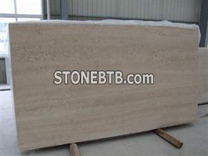 Travertine Beige Slab 3