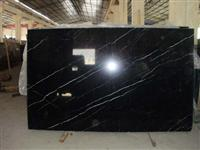 Nero Marquina with lessveins