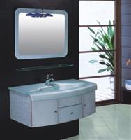 Glass Sanitary Wares- White