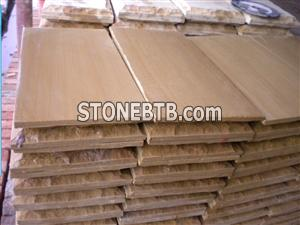 Sandstone-Wall Facing Honed