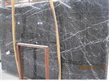 China Nero Marquina, Black and White A