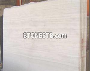 Wooden Vein Marble-White