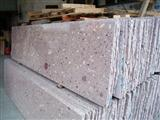 China Granite Chitrust Purple Star