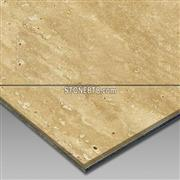 Travertine-aluminiumb Honeycomb