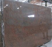 Multicolor Red Granite Slabs
