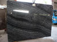 Black forest marble slabs