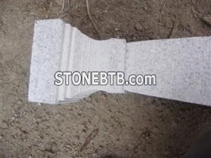 Light Grey G603 Granite Railing