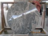 Gold wave granite counter tops