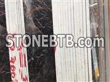 New Arrival  Black Tulips Marble Slab