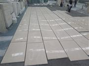 New arrival beige fossil marble