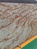 Super nice Giallo Tropical Granite for countertop
