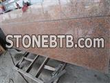 China hot sale marple red granite countertop