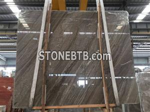 New product Kylin Gray marble slab