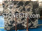 Hot Slae Black Diamond Marble Slab