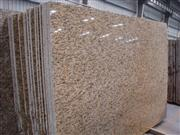 Giallo Santa Cecilia Granite Slabs