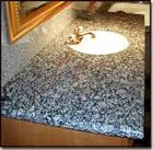 White Wave Granite Vanity Top