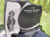 Granite Black Gravestone,Headstone