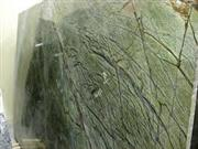 excellent India Rain Forest Green marble