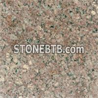 G611 Red Granite Slab