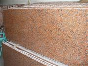 G562 Maple-Red Granite Slab