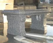 Grey Stone Table