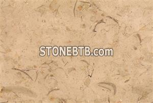 Beige Egyptian Catrina marble tiles and slabs