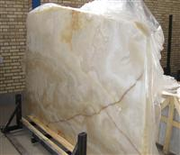 Golden White Onyx