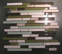 art glass mosaic tiles