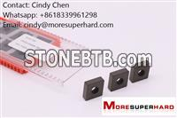 PCBN Inserts For Process High Speed Steel Rolls