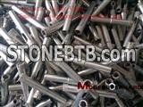 Vacuum brazed bond diamond core bits
