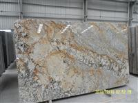 Cloudy Yellow granite