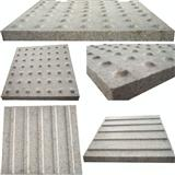 Grey Granite Blind Paving Stone with dots