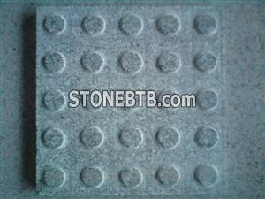 Grey Granite Blind Tactile Stones