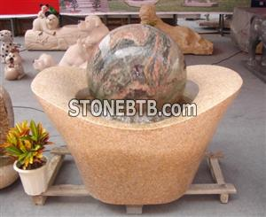 Marble & Granite Fountain Ball