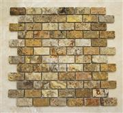 Travertine, Limestone Mosaic