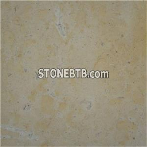 Natural Yellow Limestone Flooring Wall Tiles