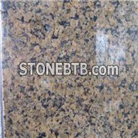 Tropical Brown Granite Construction Stone From India