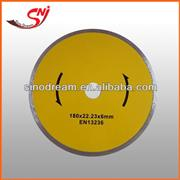 Cold Pressed Wet Cuttingsaw Blade