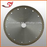 Hot Pressed Sintered Turbo 230mm Diamond Saw Blade
