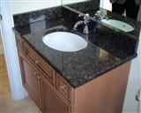 Granite bathroom vanitytop