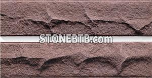 Clay Split Brick Tile