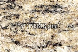 Giallo Santa Cecilia granite tiles