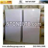 Crystal (pure) white marble - polished