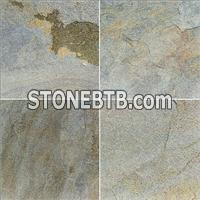 Zeera Green - Natural Slate