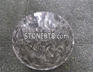 Overflord Flower marble sink